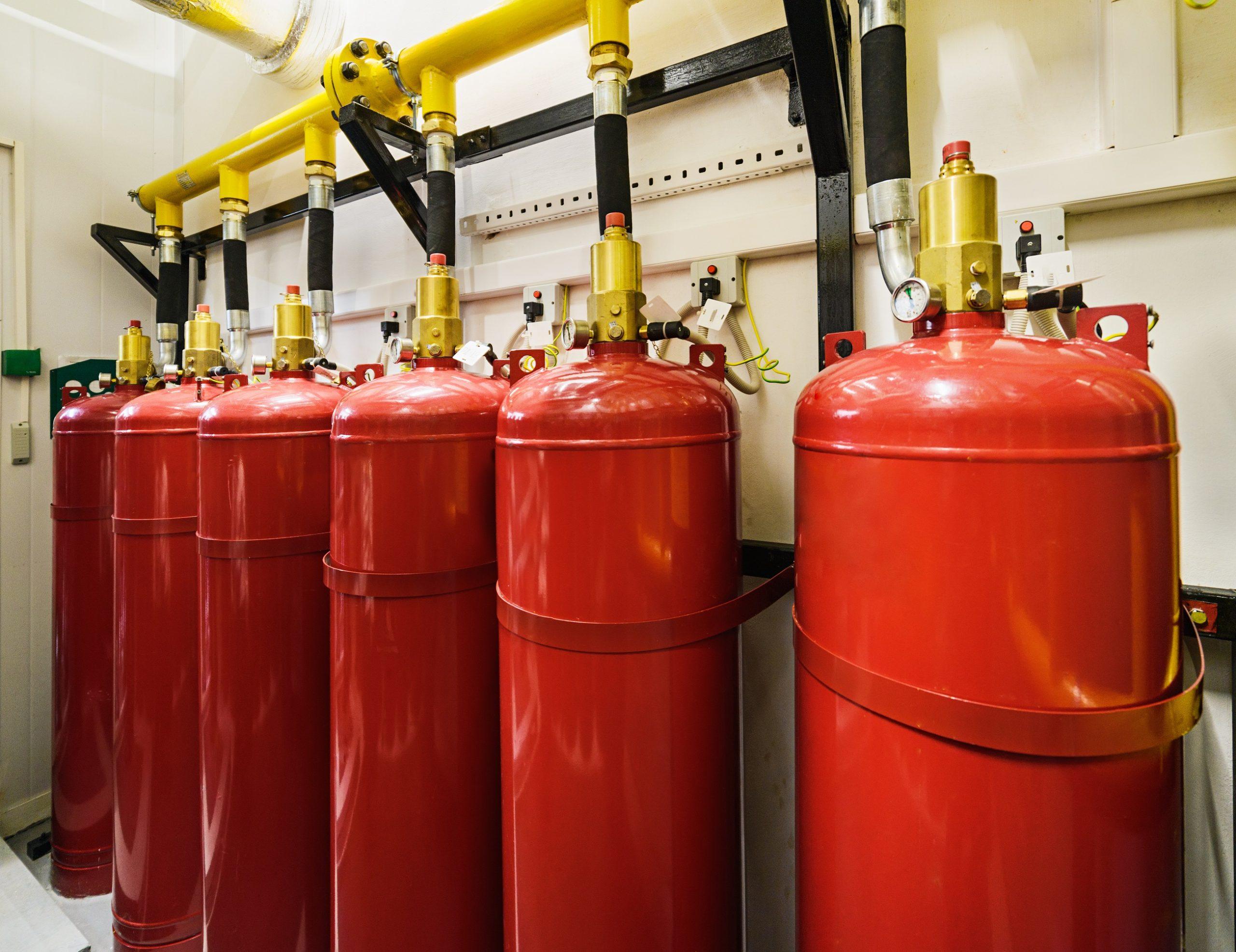 ارائه تجهیزات و خدمات اطفاء حریق اتوماتیک